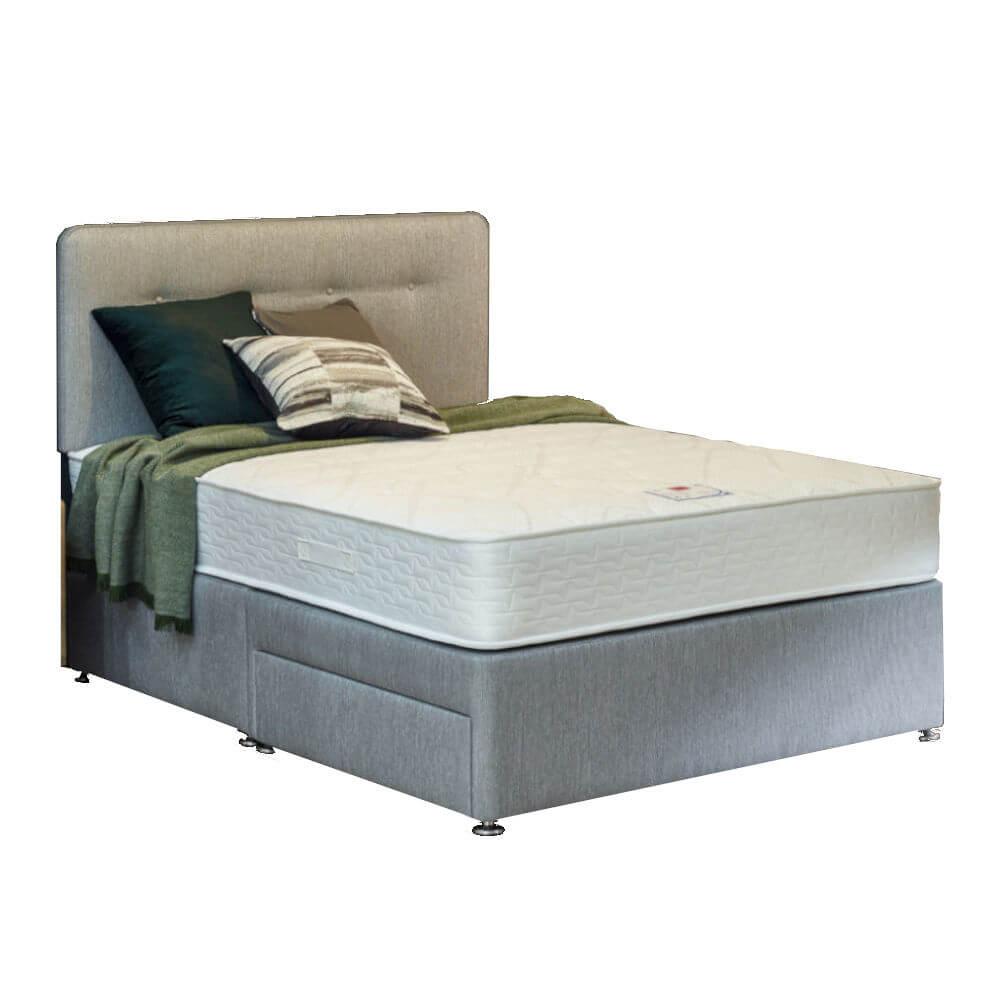 Relyon Radiance Comfort 1000 Divan Bed