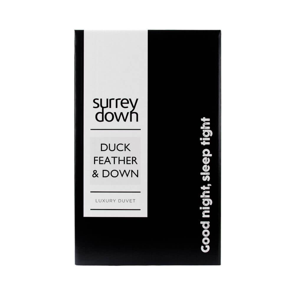 Surrey Down Duck Feather & Down Duvets Double