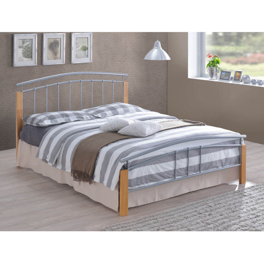 Time Living Tetras Bed Frame Small Double