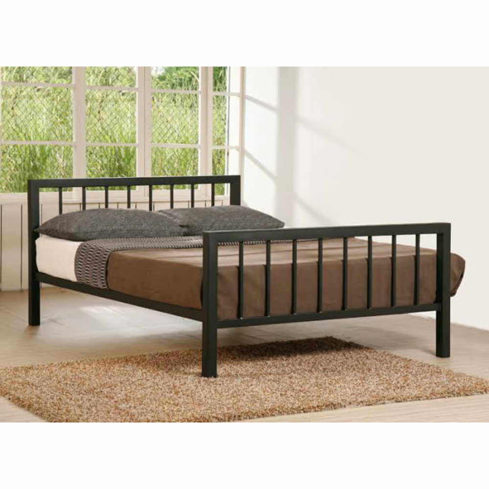 Time Living Metro Bed Frame Small Double