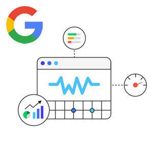 Google Web Vitals graphic