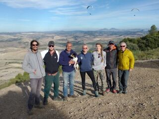 Learn to Paraglide this autumn with Fly Spain