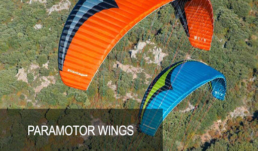 Paramotor wings for sale