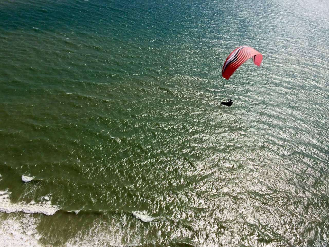 what type of paragliding will you be doing?