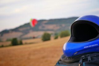 Learn to Paraglide Paramotor at Flyspain 2012