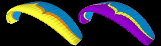 Ozone xxlite2 colours