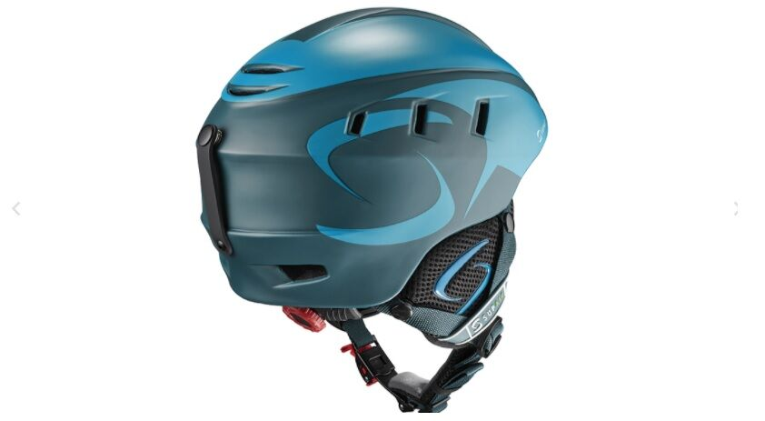 Supair_Helmet_Blue