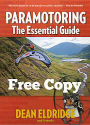 Free Copy of famous paramotor bible from Dean Aldridge