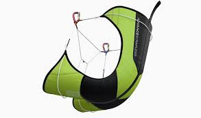 Uber lightweight harness fro speed and fly