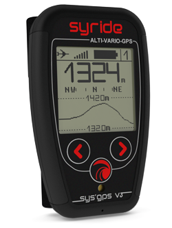Syride sys'gps