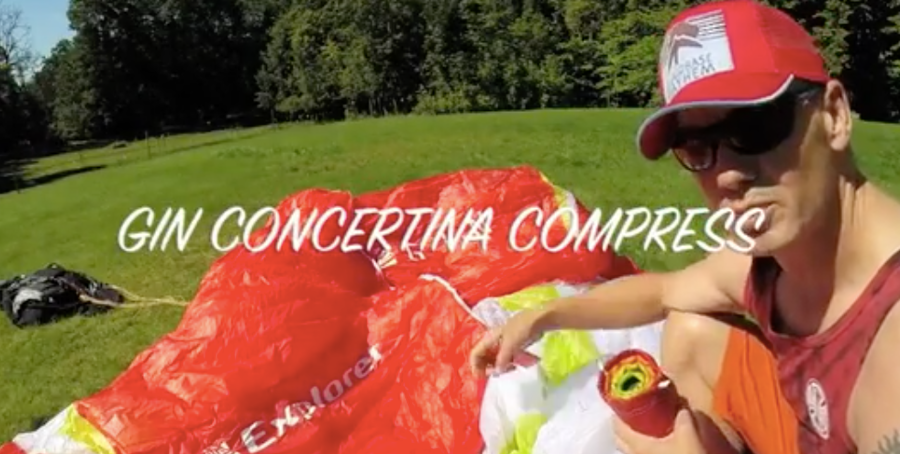 Gin Concertina Compression Bag Review