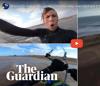 Devon kitesurfer and FlySpain student pilots makes mega jump