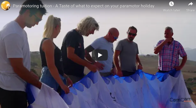 Fantastic New Paragliding Fly Spain Videos Out Now