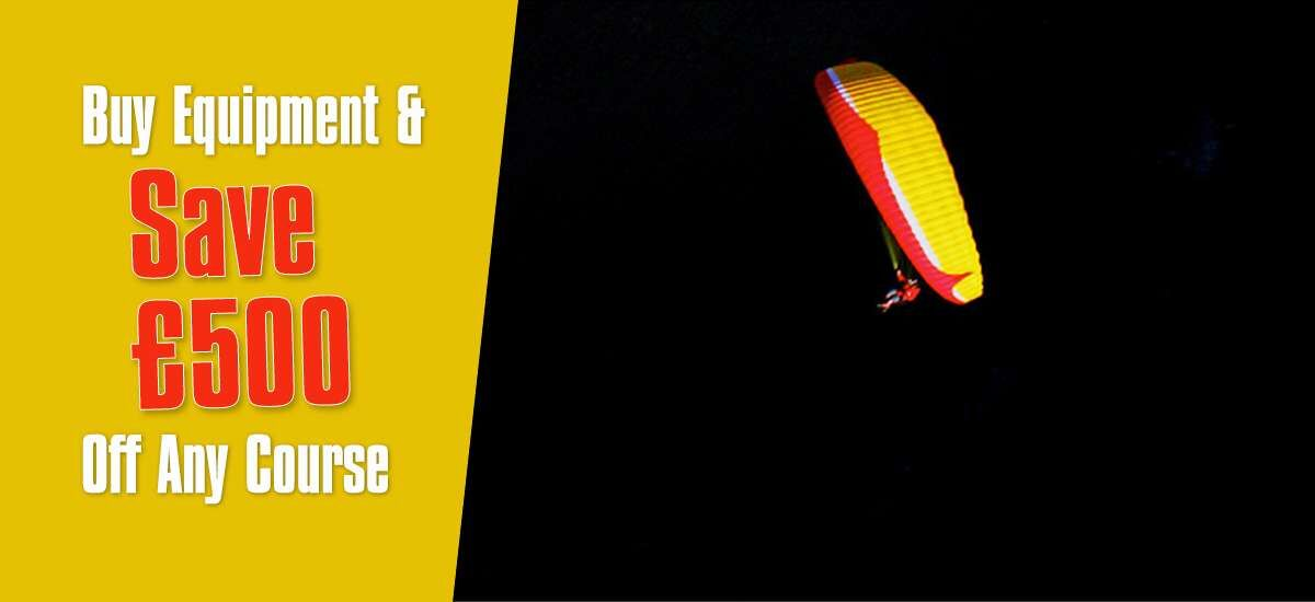 Learn to Paraglide Paramotor with Fly Spain