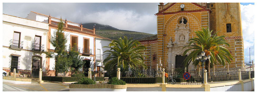 Algodonales Church
