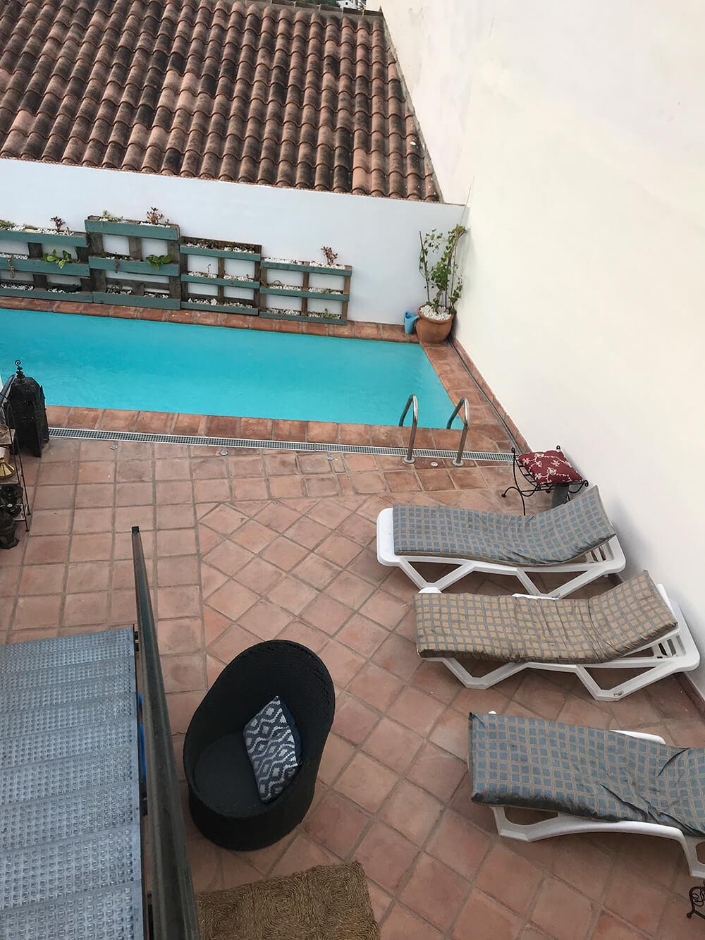 Pool upstairs 2