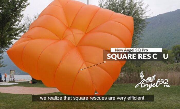 Ozone Angel Square Pro