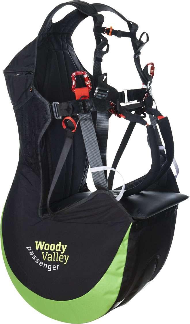 Woody Valley Passenger Harness