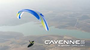 SkyWalk Cayenne 5