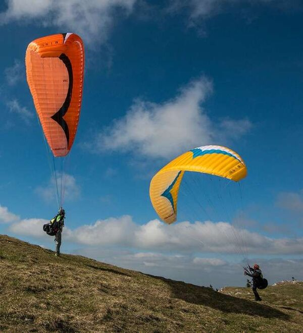 Entry level Gin paragliding pilot Package