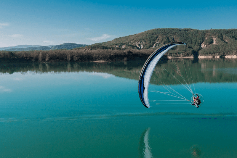 Gin Carve Freestyle Paramotor Wing