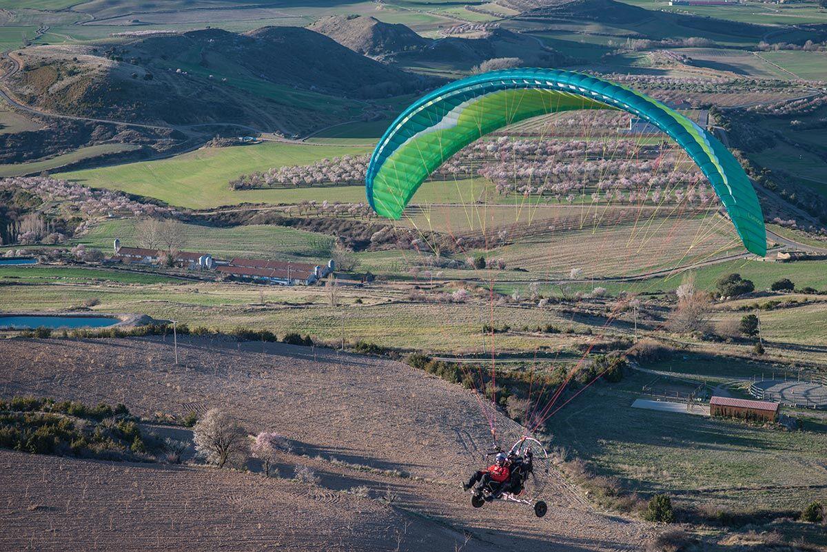 Gin Condor Paramotor Wing - FlySpain Online Shop