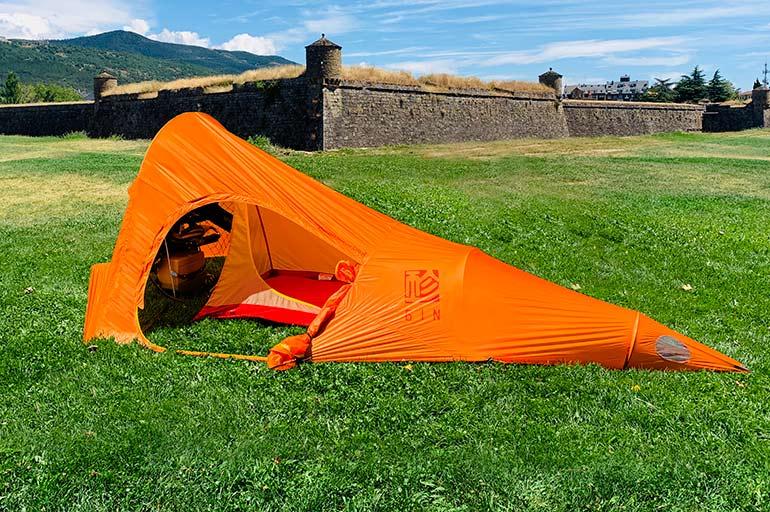 Paramotor Tent