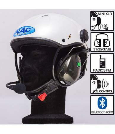 Nac Horus Open Face Helmet