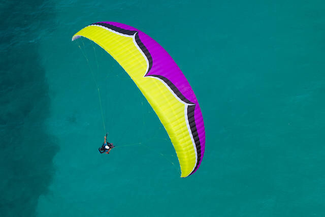 Ozone Magnum3 Tandem Paraglider Available at Flyspain