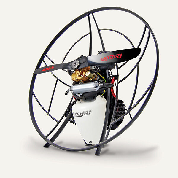 The New V3 with Thor 130 from Parajet to demo at our FlySpain centre
