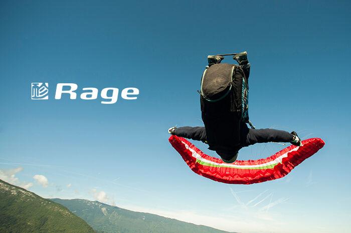 Gin Rage 2 - Acro