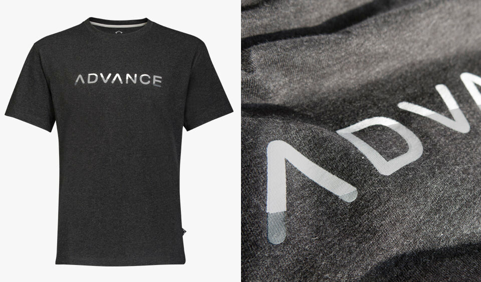 Advance T-Shirt Monochrome