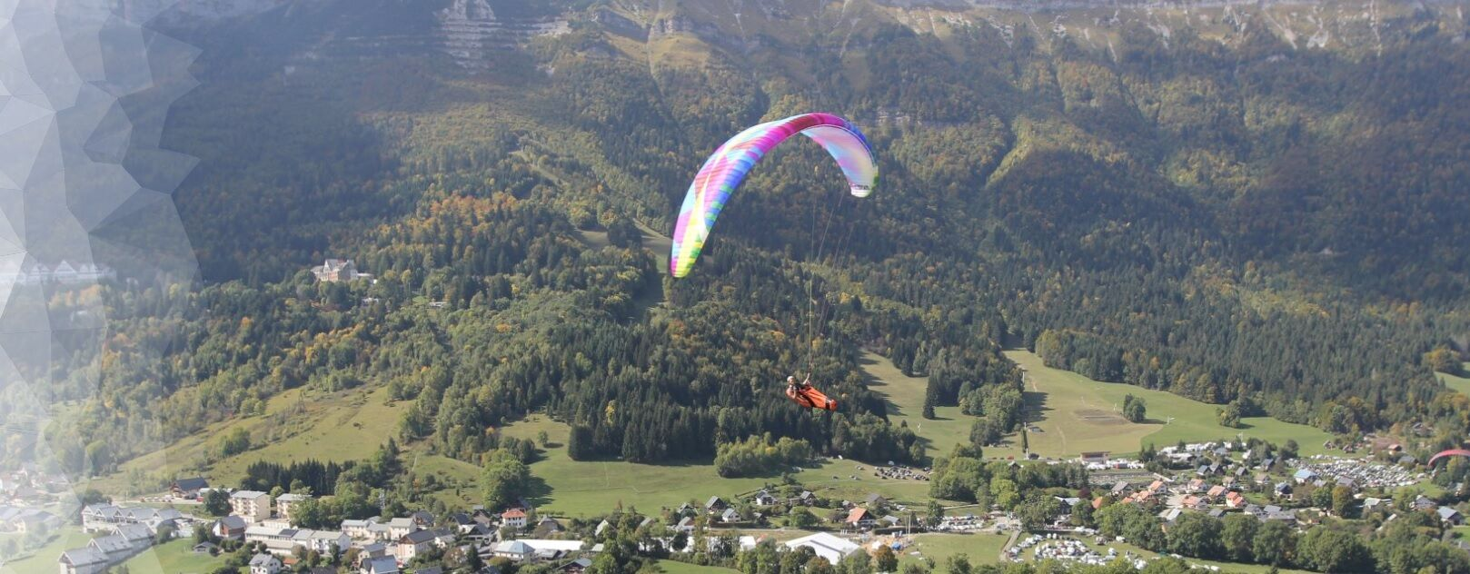 Paragliding tuition at it best with the best
