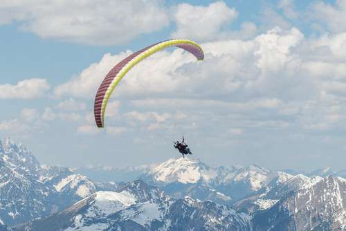 Nova Bion 2 available at FlySpain paragliding centre