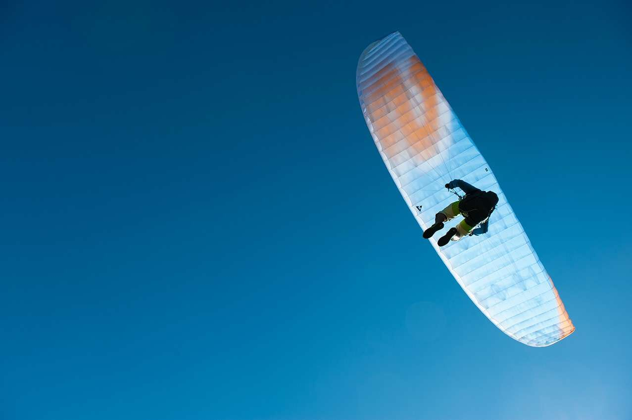 Sup Air Eiko Lightweight paraglider - FlySpain Online Shop