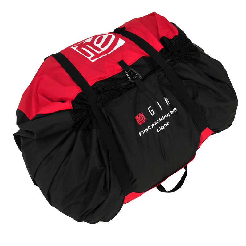 Lightweight paragliding Gin fast or stuff bag