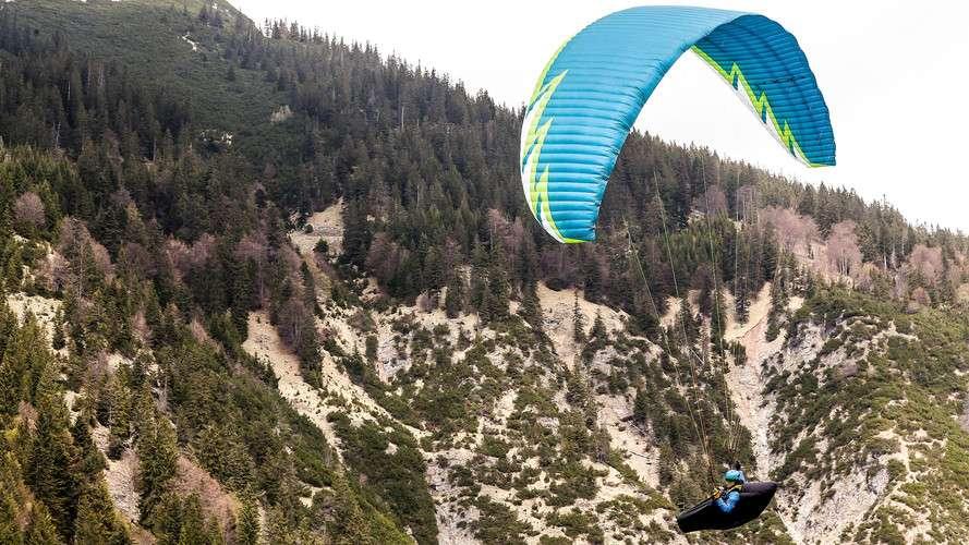Nova Triton 2 available at FlySpain paragliding centre