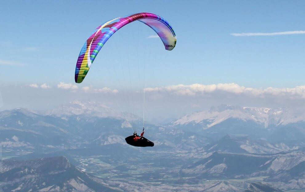 Spain, Paragliding holiday at their best