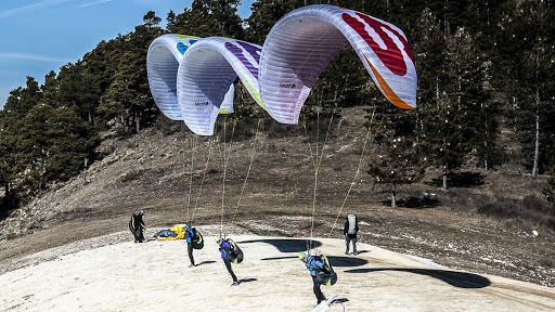Sup Air Leaf Paraglider - FlySpain Online Shop