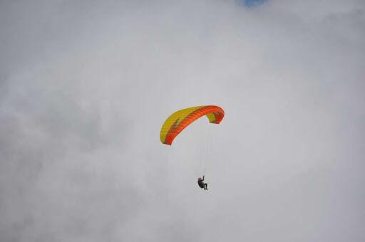 Nova Prion 3 available at FlySpain paragliding centre