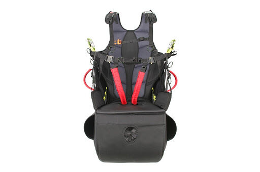Gin Fuse Tandem Passenger harness At FlySpain shop