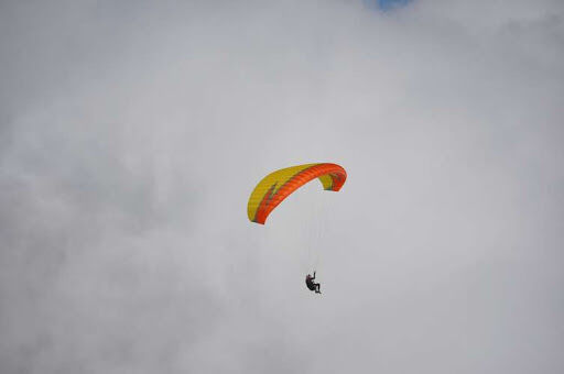 Nova Susi available at FlySpain paragliding centre