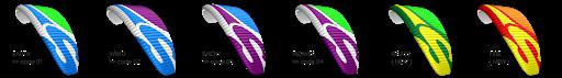 Sup Air Sora Tandem paraglider - FlySpain Online Shop