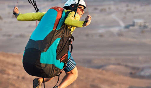 Advance Progress 3 Reversible Harness Available at the Flyspain Shop