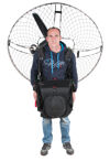 Paramotor coccoon from Gin