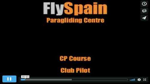Club pilot course