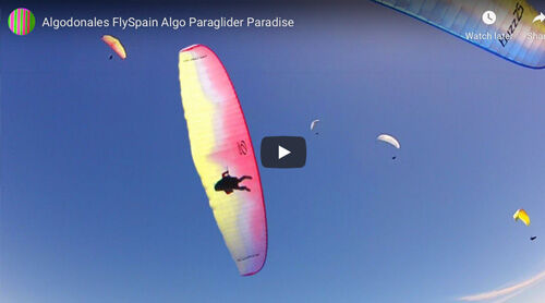 Guided Xc paragliding week with FlySpain