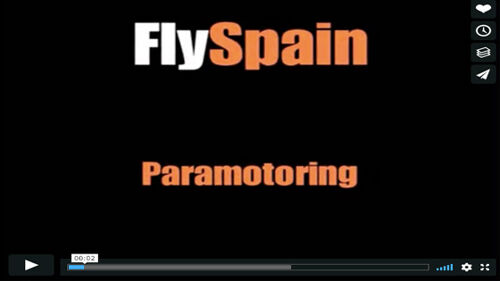 Paramotor Training and holidays