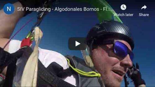 SIV Paragliding, Algodonales Bornos - Nick Piner