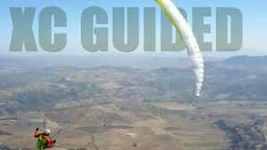 Guided Xc Paragliding holidays